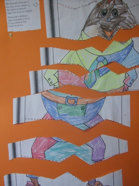 Humpty Dumpty Senior Infants