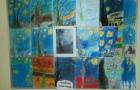 Vincent Van Gogh- A Starry Night Third Class