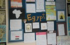 Fifth Class Egypt Project
