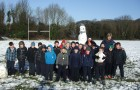 Snowmen in Second Class