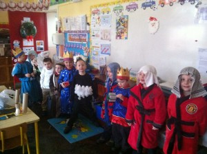 Junior Infants Christmas Play
