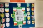Fourth Class St. Patrick Day Crests