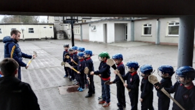 Fantastic hurling coaching