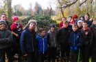 Sixth Class visit Durrow Abbey