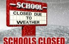 School Closed Tuesday 12th December 2017