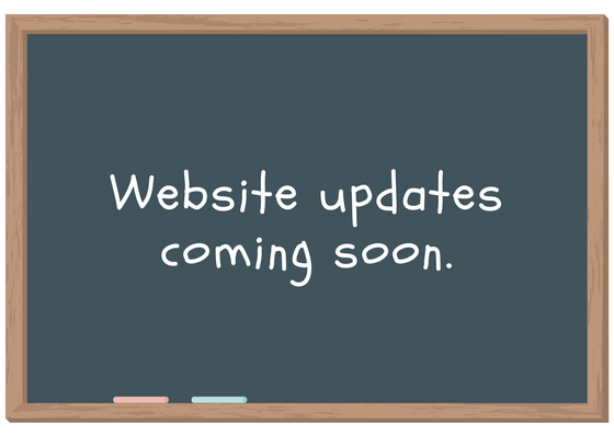 Website update coming soon.