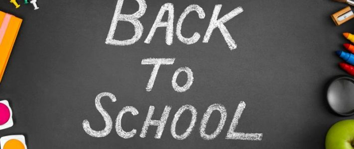 School Reopens Thursday 29th August 2019