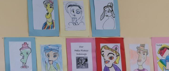 Second Class Pablo Picasso Art