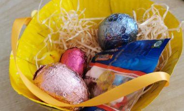 Second Class Easter Baskets