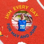 Run Ireland Challenge – 1km a day for the month of May & June