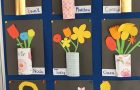 5th Class – Spring Flowers
