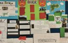 6th Class Offaly Towns Project