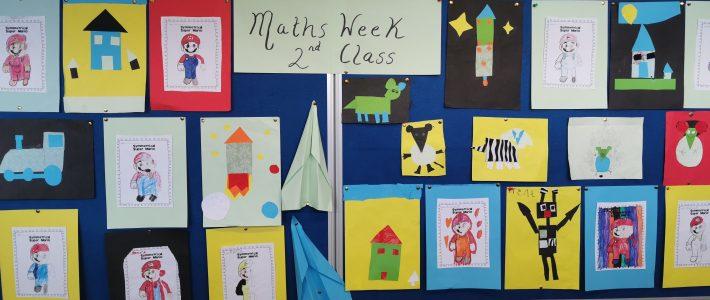Maths Week in Second Class